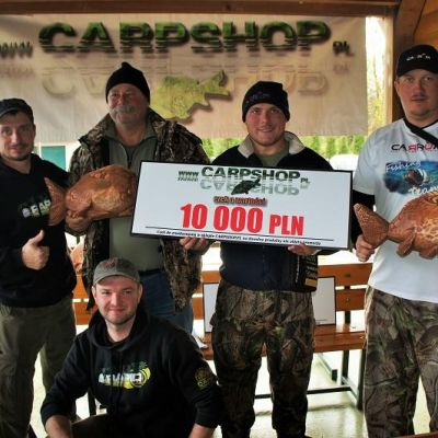International Carpshop Cup Chorwacja -2016 Carrum Team